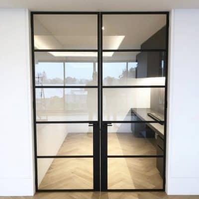 Powder Coated Doors