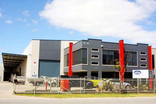 Doogood Surface Coatings Factory In Dandenong South