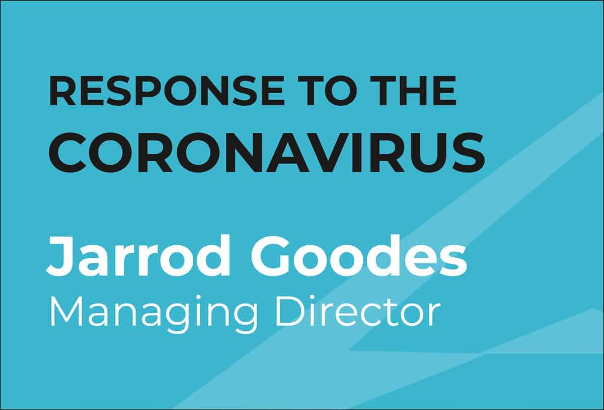 Doogood Response to Coronavirus