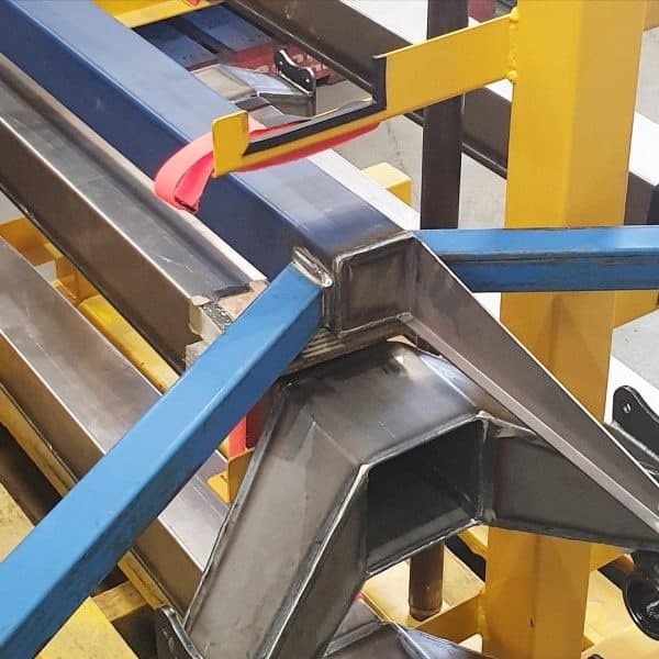 Uncoated Pantograph