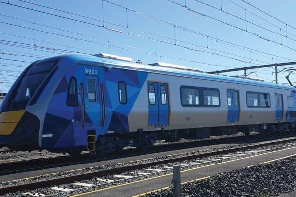 Metro Train Project